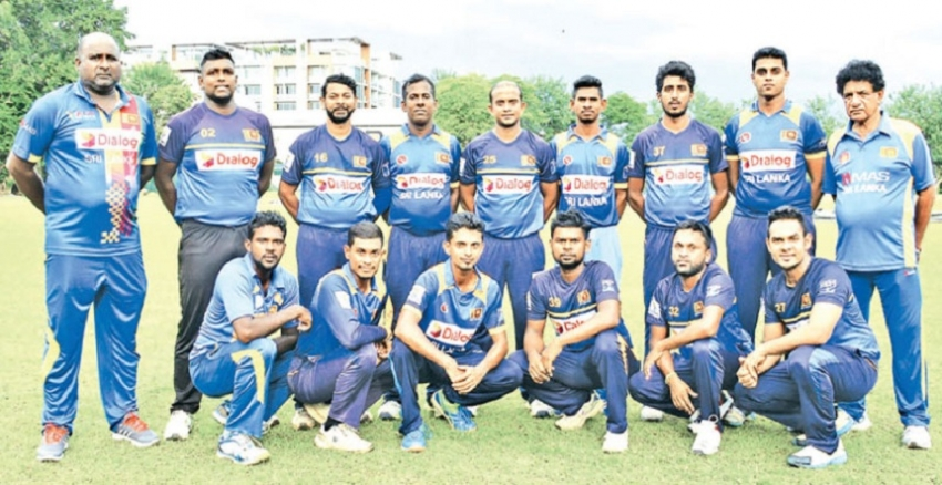 Sri Lanka to take part in  Deaf Twenty-20 World Cup