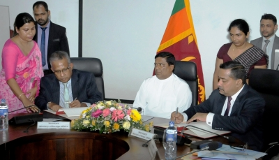 MINISTRIES SIGN MOU TO EXPAND ELECTRONIC DOCUMENT ATTESTATION SYSTEM TO DS LEVEL