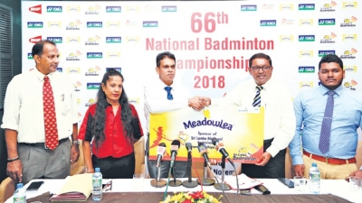 66th National Badminton Championships from 29th