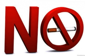 No Tobacco Week from today