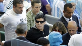 "Maradona :""bitter"" and ""angry"" with Argentina's perfornance"