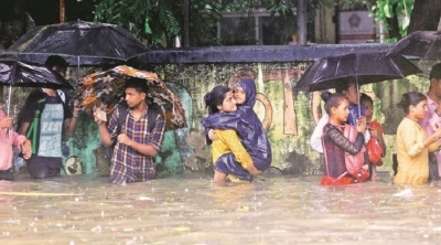 Over 45,000 affected in North due to rains, floods