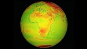 New Map Reveals Worldwide Impacts of Climate Change