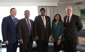 Hilton Hotels expand footprints in Sri Lanka