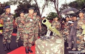 """Exercise """"Mithra Shakthi"""" inaugurated"""