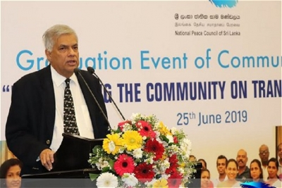 Transitional Justice is integral to reconciliation among communities-PM
