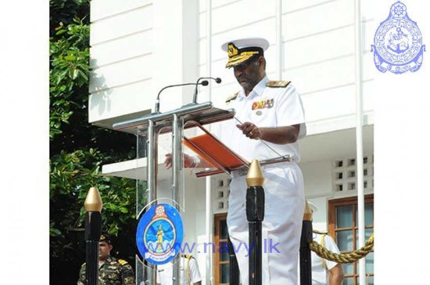 Navy pledges its commitment to preservation of hard-won peace and nation building