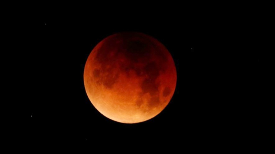 Longest blood moon eclipse on July 27