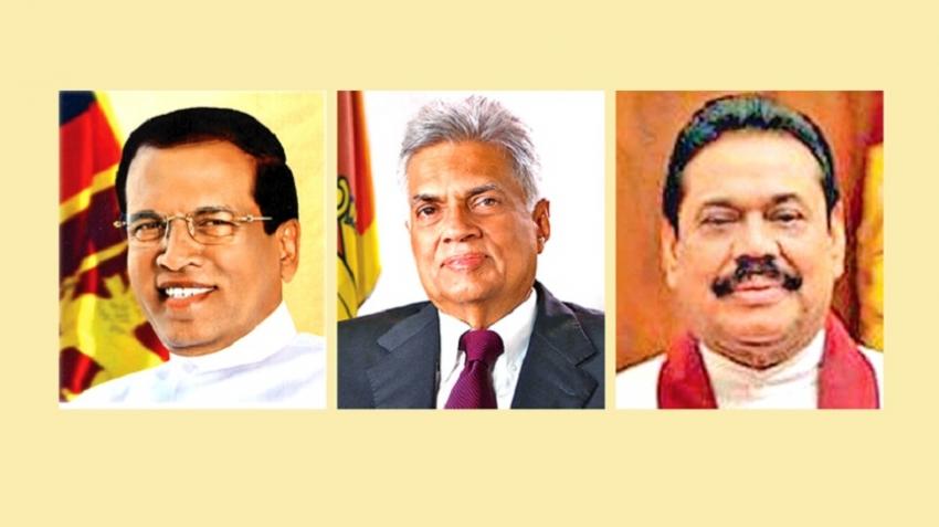 President, PM, Opposition Leader congratulate Modi