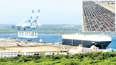 Hambantota harbour to come alive in 2019