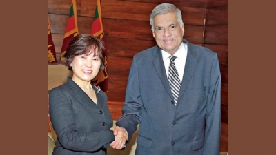 Japan will extend  unstinted support to SL