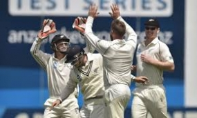 New Zealand completes 2-0 series win over Sri Lanka