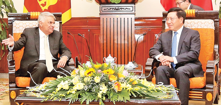 SL, Vietnam to further strengthen bilateral ties