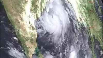 Severe cyclonic storm in east during next 24 hours.