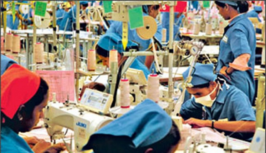 Lanka's apparel sector has export target of US $ 8 billion by 2025