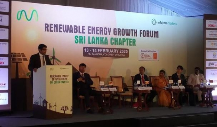 "Acting High Commissioner of India speaks about India's recent strides in the renewable energy sector: Energy alternatives should be ""available, affordable and accessible"""