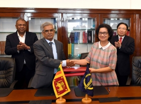 USD 350 Mn from ADB for infrastructure development in Sri Lanka