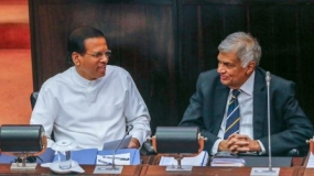 President at Parliament during budget debate