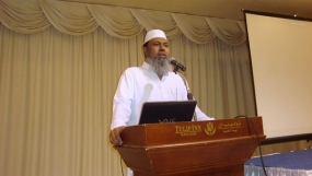 A special lecture in Mosques today on national unity