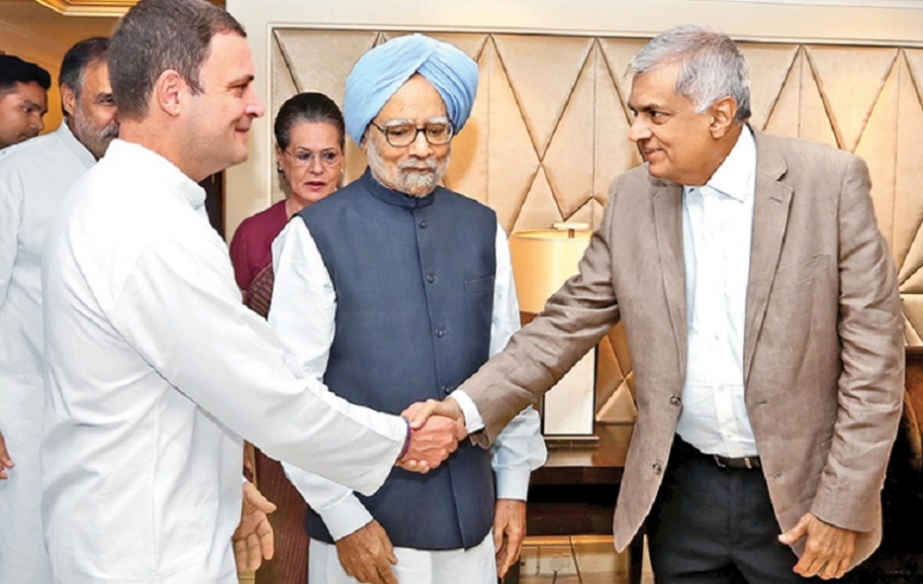 PM meets Rahul Gandhi, Congress Party leaders