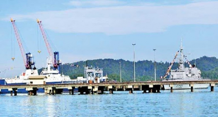 Kankesanthurai port to be developed
