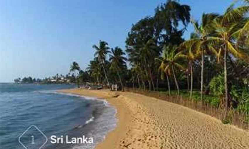 SL is the best travel destination for 2019
